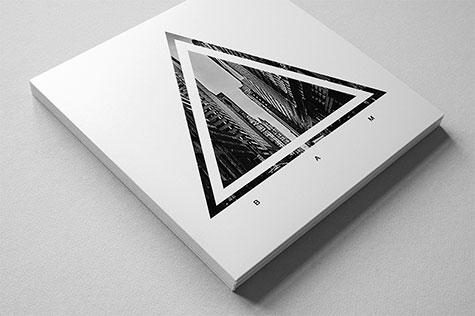 Sello Discográfico - Productora Musical - Bam Louzau Cover