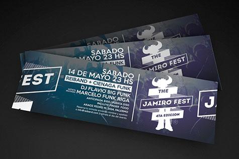 Sello Discográfico - Productora Musical - Jamirofest