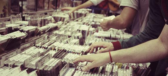 Sello Discográfico - Productora Musical - Blog A